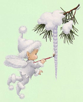 Frosty Tot Fairies I (*)