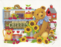 Sweet Cherry Teddy