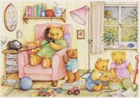 The Teddy Bear Family -Telephone