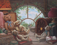 Bears In The Attic (L) (*)