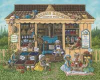 Bessie Bear's Country Store