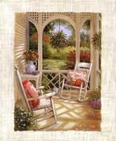 Vivian's porch I