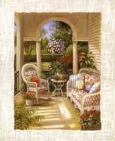 Vivian's porch II