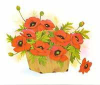 Floral Baskets (*)
