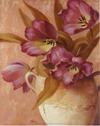 Violet Tulips (*)