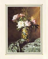 Peonies In A Vase (*)