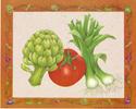 Artichoke, Tomato & Leeks (*)