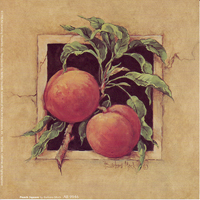 Peach Square (*)