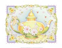 Daisy Teapot (*)