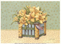Yellow Day Lillies (*)