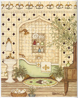 Elegant Bath III (*)