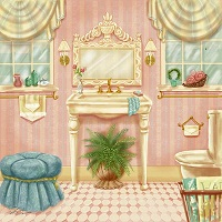 Powder Room III