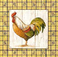 Provence Rooster 2 (*)