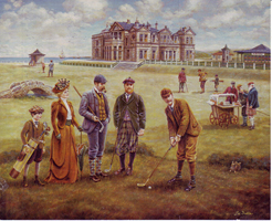 St. Andrews Golf Course (XL)