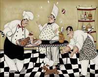 Kitchen Kapers II (S)