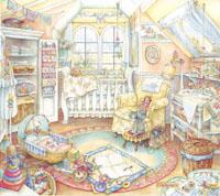 Baby's Room (L)