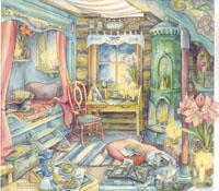 Bedroom Idyll