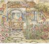 Cobblestone Birdhouse