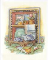 Tea Tray I