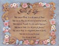 Secret of Life (*)