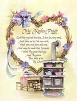 My Kitchen Prayer (*)