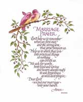 Marriage Prayer (*)