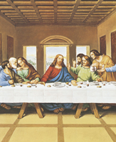 The Last Supper (XL-M)