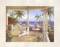 Tropical Porch I (*)