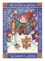 We Believe In Santa (*)