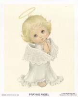 Praying Angel (S) (*)