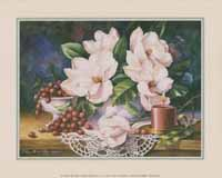 Magnolias and Grapes (*)