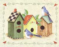 Nursery Birds I (*)