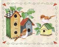 Nursery Birds II (*)