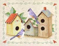 Nursery Birds III (*)