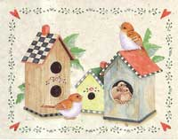 Nursery Birds IV (*)