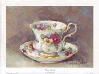 Pansy Teacup (*)