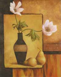 Poppies and Pears (*)
