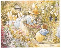 The Cottage Garden (S) (*)
