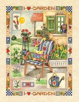 Cheerful Garden (*)