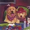 Golden Retriever Poker Pups (*)