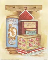 Ginger Snaps Tin (*)