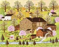 Spring By Charles Wysocki