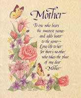 For Mother (*)