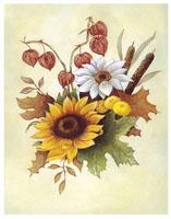 Autumn Flowers (*)